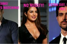 5 Seleb top Bollywood ini punya syarat tertentu saat bermain film