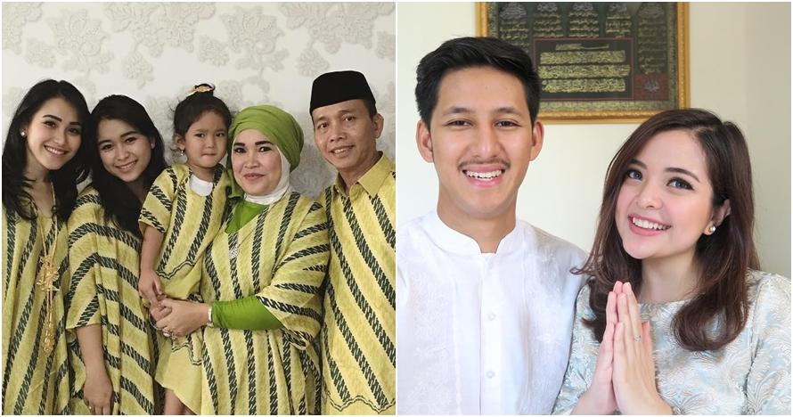 Gaya 10 seleb Indonesia rayakan Idul Adha, kompak pakai seragam nih