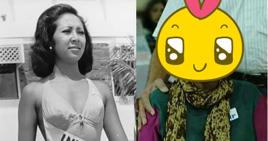 Usai ajang Miss Universe 40 tahun lalu, begini foto Nia Kurniasi kini