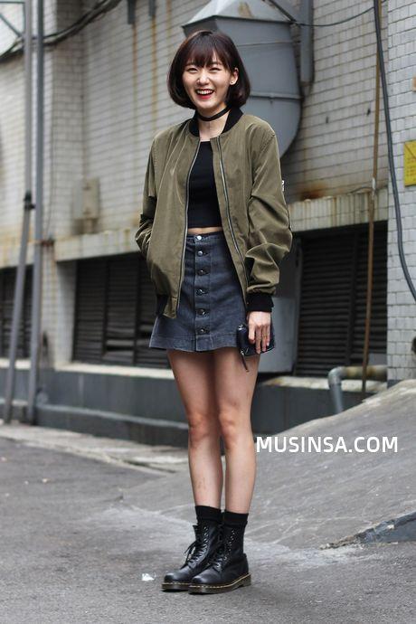 fashion korea denim  © 2017 berbagai sumber