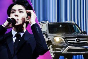 8 Idol K-Pop ganteng ini mobilnya super mewah, harganya bikin melongo