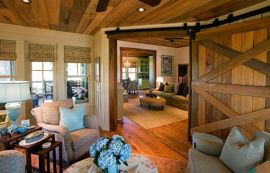 Area Rumah yang Cocok Menggunakan Sliding Door