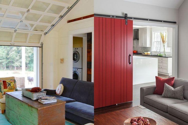 12 Desain Ruang Tamu Pakai Pintu Geser Cocok Buat Rumah Minimali