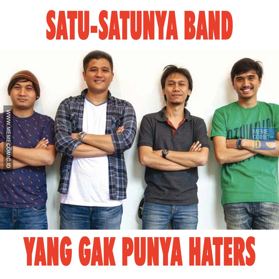 6 Meme nama band ini ngocolnya bikin kamu ketawa riang