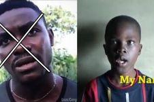 Nama anak ini lebih sulit dilafalkan dari Uvuvwevwe Ossas, gile bener!