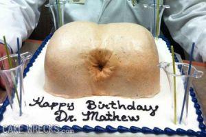 8 Kue ini bertemakan organ manusia, lihatnya bikin mual-mual