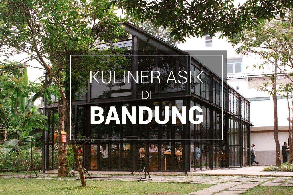 10 Resto Bandung ini punya hiburan komplet nih, sayang buat dilewatin