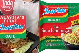 Yuk intip sajian lezat kafe Indomie pertama yang dibuka di Malaysia