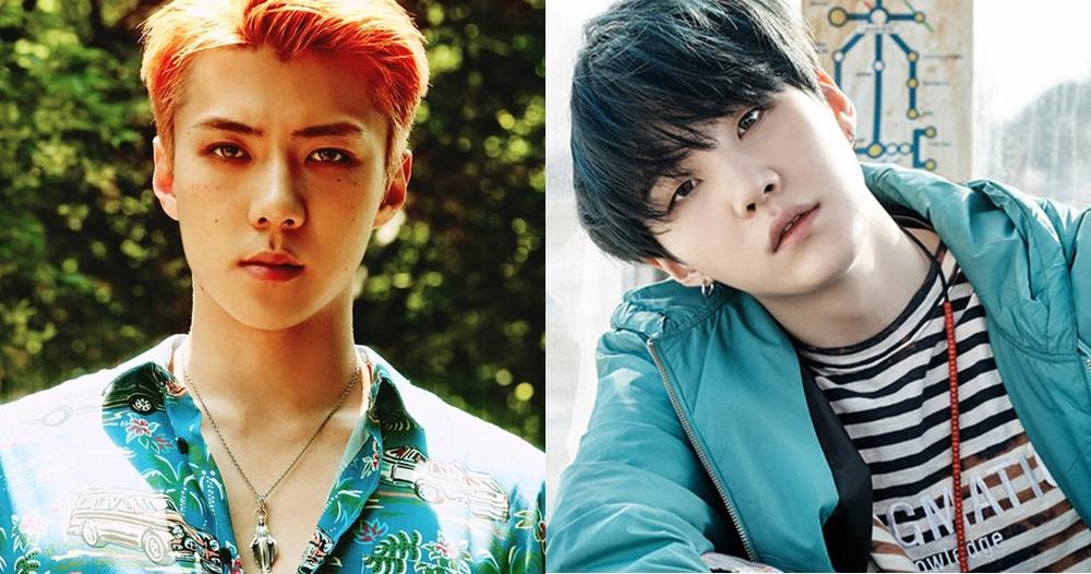 10 Idol K-Pop ini masuk kandidat 'The Most Handsome Face 2017'