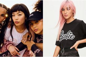 Barbie X Missguided, rilis koleksi fashion tema Barbie yang stylish