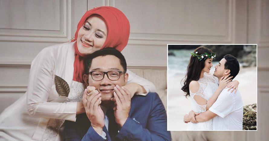 Pesan istri Ridwan Kamil buat yang belum move on dari Raisa, makjleb!