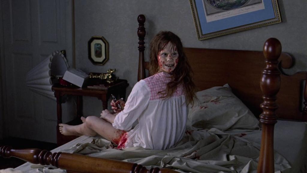10 Film horor terbaik dunia era 60-80an, seremnya nggak ketulungan