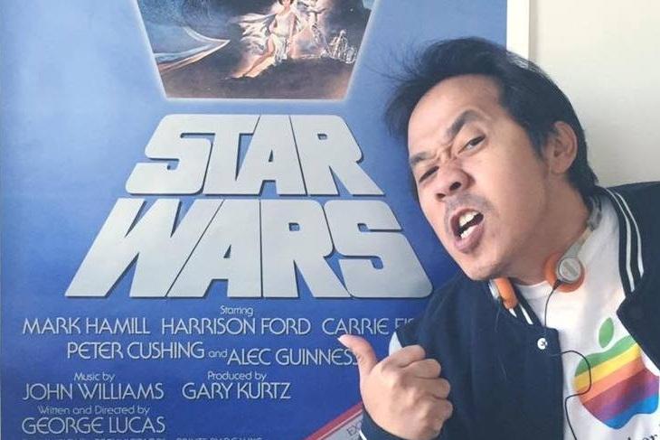 Wahyu Ichwandardi, animator Indonesia di balik karya re-make Star Wars