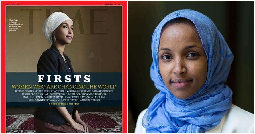 Ilhan Omar, wanita muslim pertama jadi legislator di Amerika Serikat