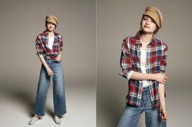 Lini busana flannel ini bikin kamu tampil gaya di semua musim