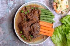 Lezatnya ayam panggang Padang yang bikin lidah bergoyang