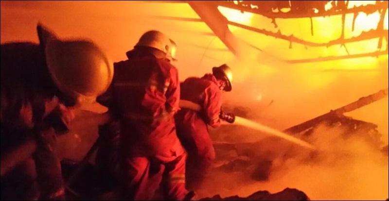 Kisah tragis Trisna, pemadam kebakaran yang wafat di lokasi kebakaran