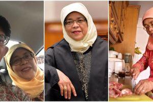 10 Fakta Halimah Yacob, wanita muslim pertama jadi Presiden Singapura