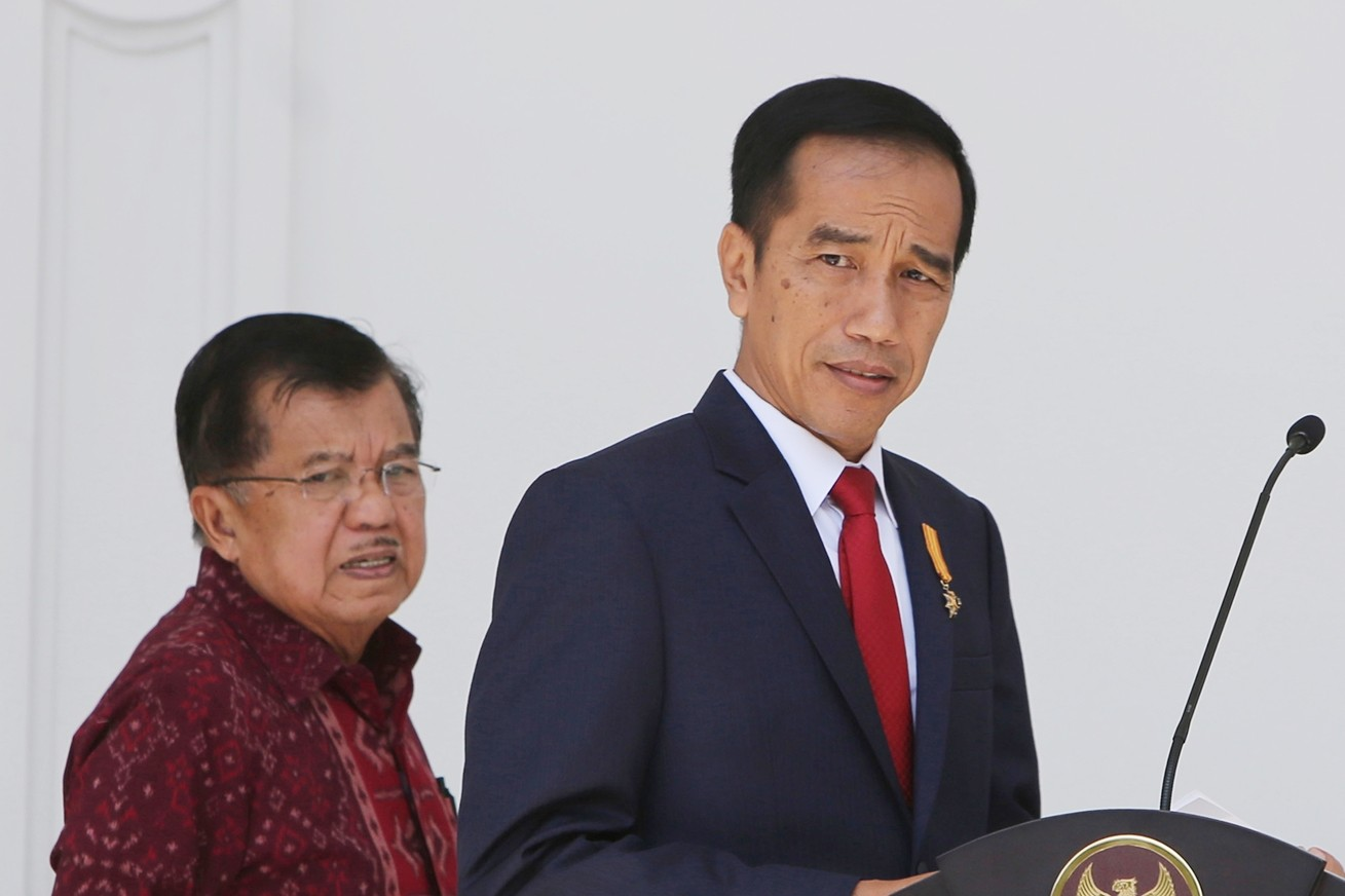 Csis public are still satisfied with jokowi jks performance reheart Choice Image
