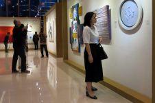 50 tahun hubungan Indonesia-Singapura dalam seni kontemporer, artistik