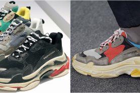 Terlihat usang dan kotor, sepatu ini harganya capai puluhan juta
