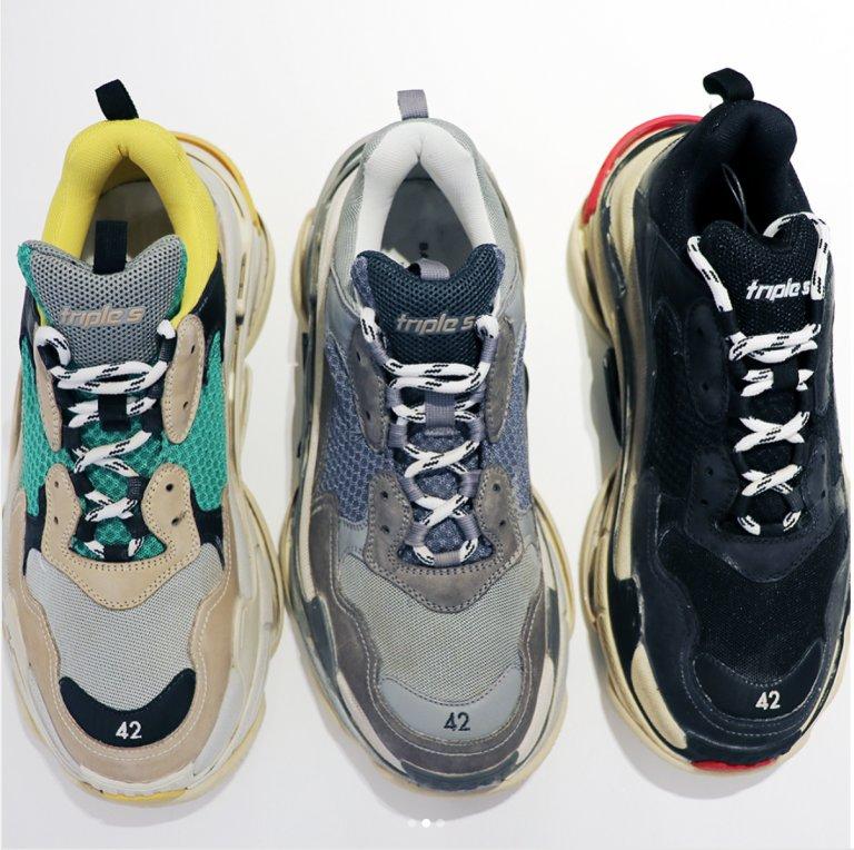 sepatu Balenciaga © 2017 worldofbuzz.com