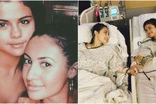 Francia Raisa, sosok yang rela donorkan ginjalnya untuk Selena Gomez