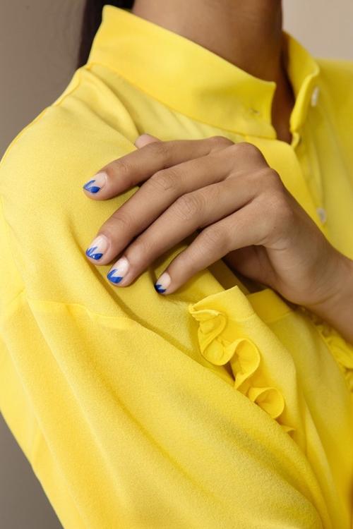 nail art terbaik di NYFW 2017  © 2017 berbagai sumber