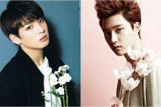 Gaya selfie jadul ala 10 idol K-Pop, bukti mereka juga pernah alay