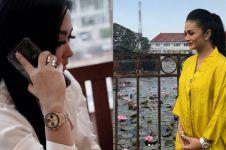 Tak cuma Syahrini, 9 seleb Tanah Air ini juga koleksi jam tangan mewah