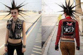 20 Inspirasi punk fashion cewek ala Erin Micklow, elegan banget!