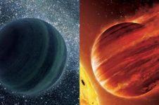 10 Planet paling misterius di alam semesta, para ilmuwan aja bingung