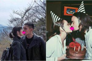 7 Pasangan seleb ini berani pamer foto ciuman di medsos, mesra abis