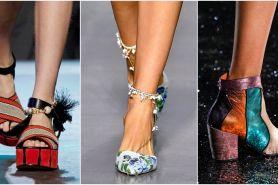 Selain aksesori, ini 15 sepatu terhits di New York Fashion Week 2017