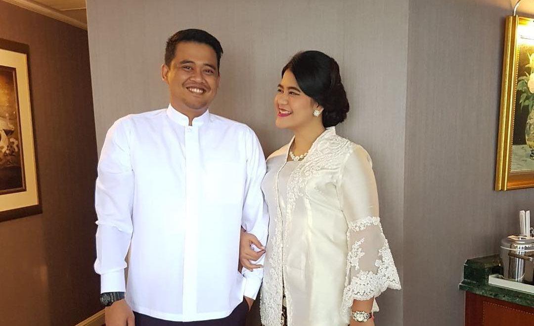 Segera menikah, begini kisah cinta putri Jokowi dan calon suaminya