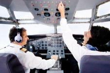 Tak perlu sekolah pilot, kamu bisa diterima di maskapai ini lho