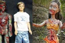 10 Barbie bentuknya serem banget, ada yang berwujud zombie