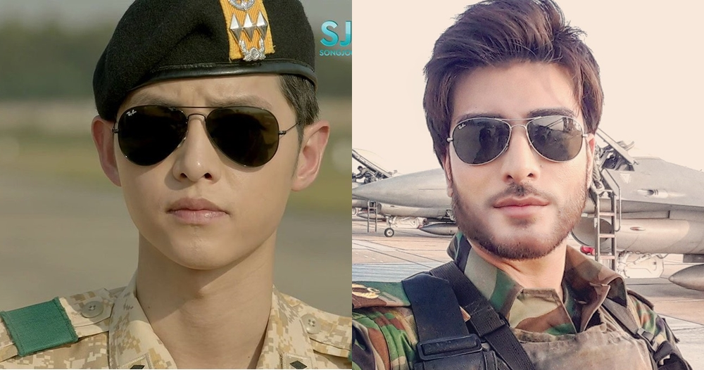 Pakistan remake DOTS, ini aktor yang jadi karakter Song Joong-ki