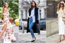8 Outfit yang bikin kamu tampak photogenic, makin rajin OOTD nih