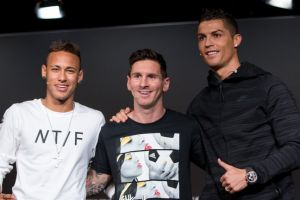 Ronaldo, Messi, Neymar bersaing menjadi pemain terbaik FIFA