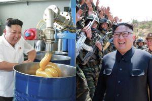 12 Momen bukti Kim Jong-un paling semangat lakukan inspeksi dadakan