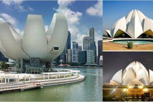 14 Model arsitektur modern dunia ini bakal bikin siapapun terpana