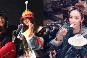 Usia 30 tahun lebih, 6 foto ini bukti Sandara Park eks 2NE1 awet muda
