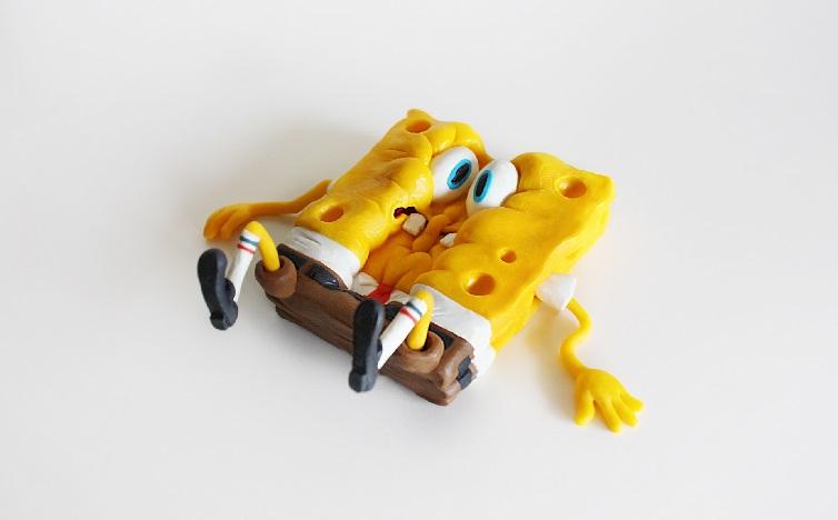 Spongebob action figure © 2017 brilio.net