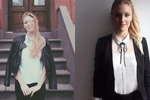 Gadis ini memakai pakaian kerja bermodel sama selama 3 tahun