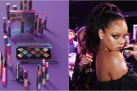 Rilis lagi, Fenty Beauty akan luncurkan koleksi makeup edisi liburan