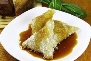 Ini filosofi ketan, makanan khas Indonesia yang legendaris