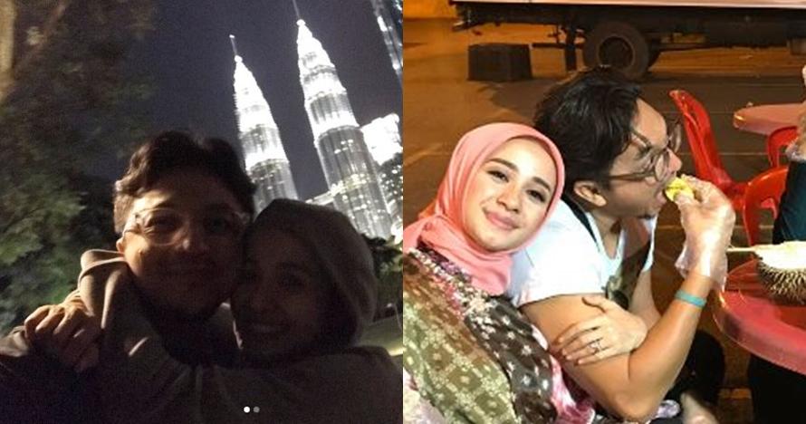 5 Kegiatan Laudya Bella & suami, yang dilakukan malam hari tak terduga