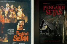 Perbandingan 15 poster film asli vs remake, mana yang lebih kece?