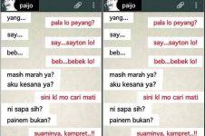 8 Chat 'drama terciduk' ini bikin geleng-geleng kepala